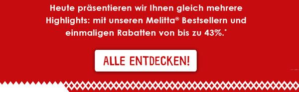 Melitta® Bestseller