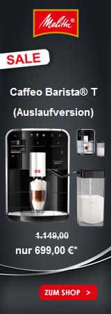 Caffeo Barista® T (Auslaufversion)